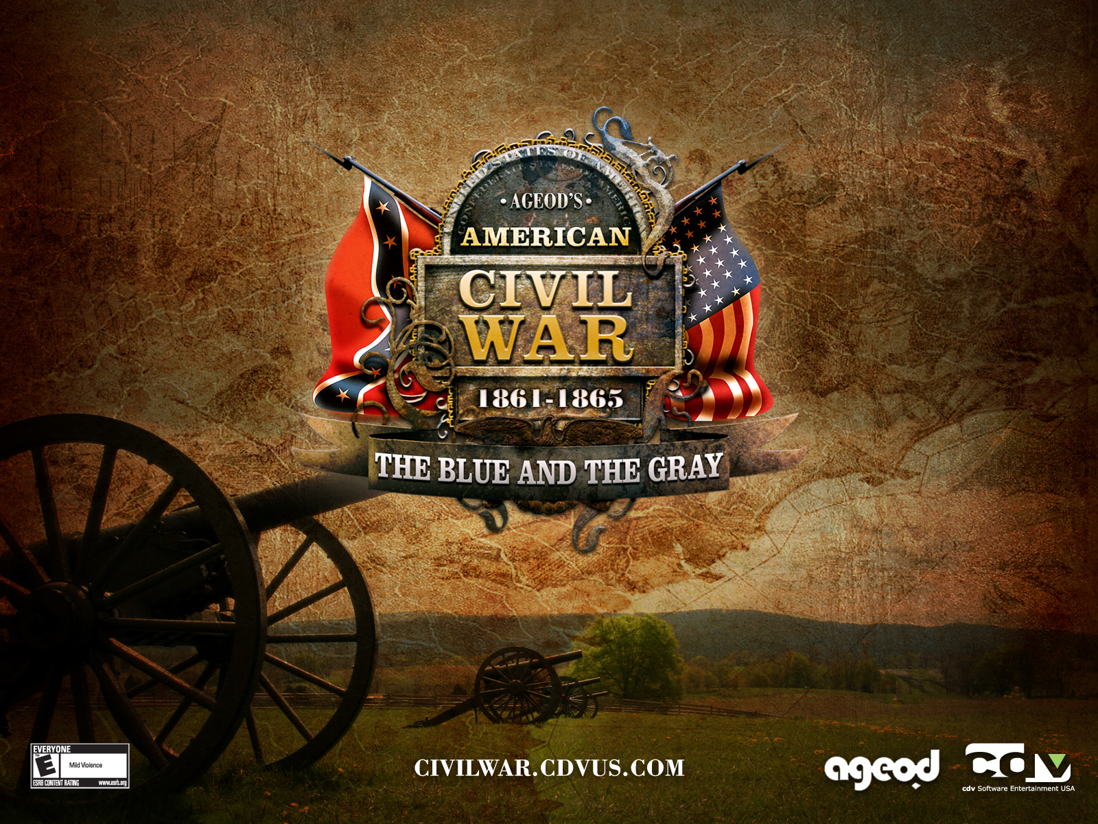 Wallpapers for American Civil War The Blue and the Gray select size 1600x1200