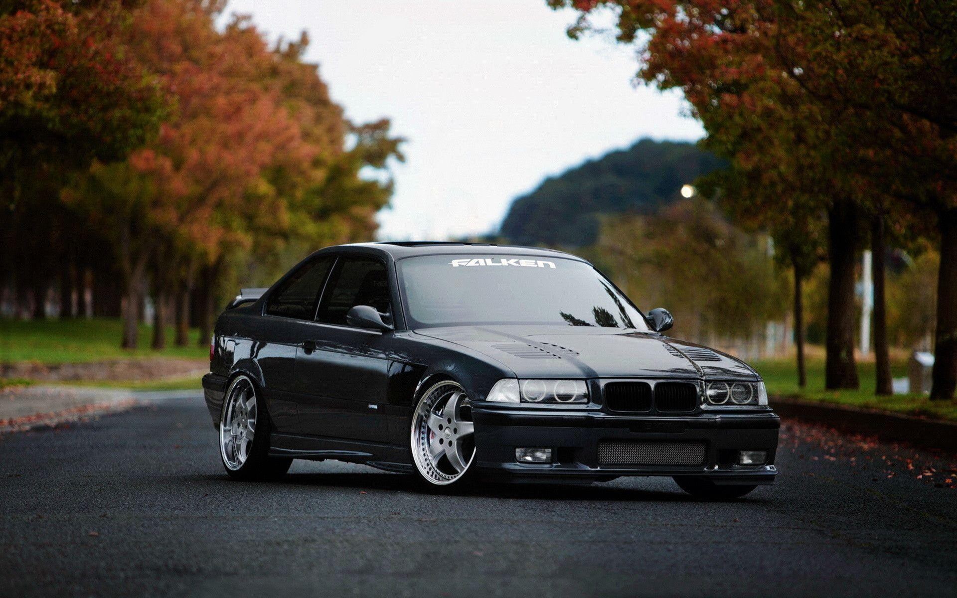 BMW E36 M3 Wallpapers 1920x1200