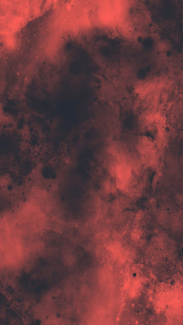 Red Deep Space 640x1136