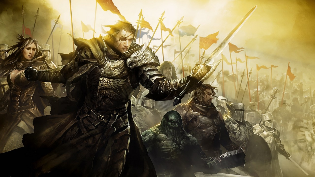 HD Wallpapers Guild Wars 2 1280x720