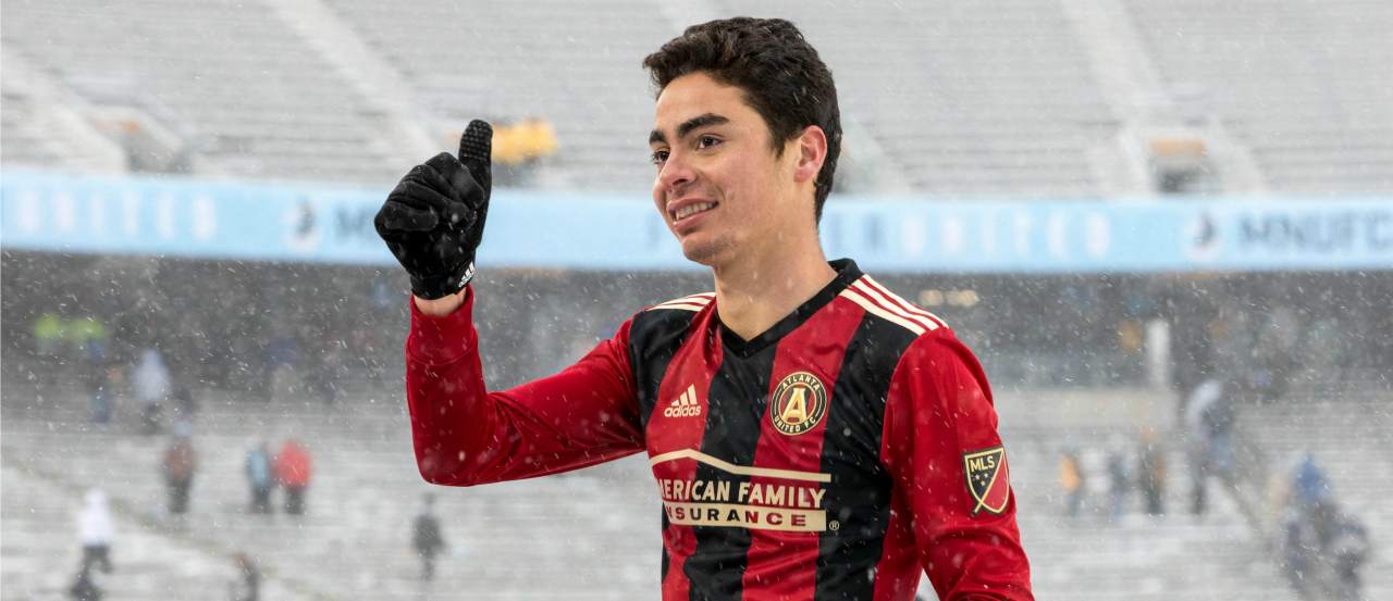 Who is Miguel Almiron Get to know Atlanta Uniteds young star 1280x553