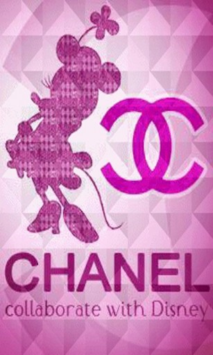 Pink Chanel Wallpaper Chanel iphone 307x512