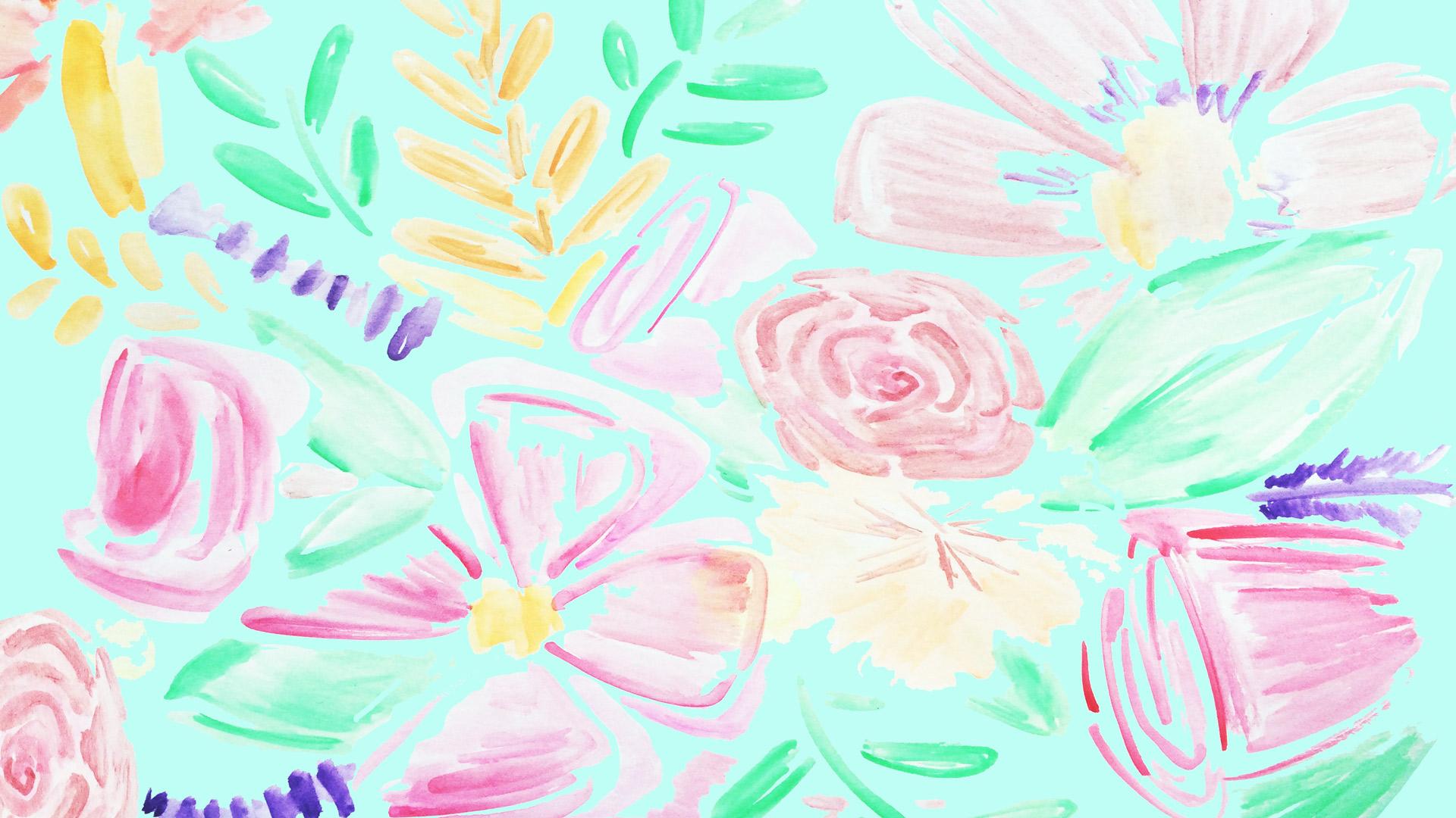 Watercolor iphone wallpaper tumblr - Watercolor Wallpaper Download