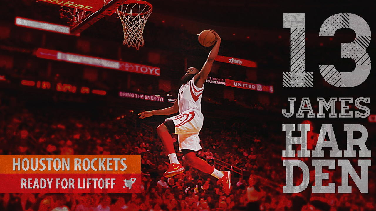 76fa6c283bb1 James Harden Wallpaper Leader of Houston Rockets Well Worth 1280x720