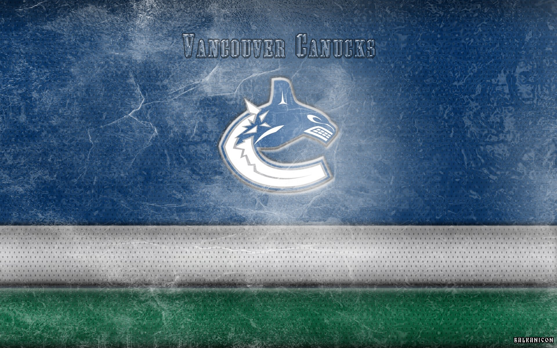 vancouver canucks wallpaper by balkanicon fan art wallpaper other 2014 1920x1200