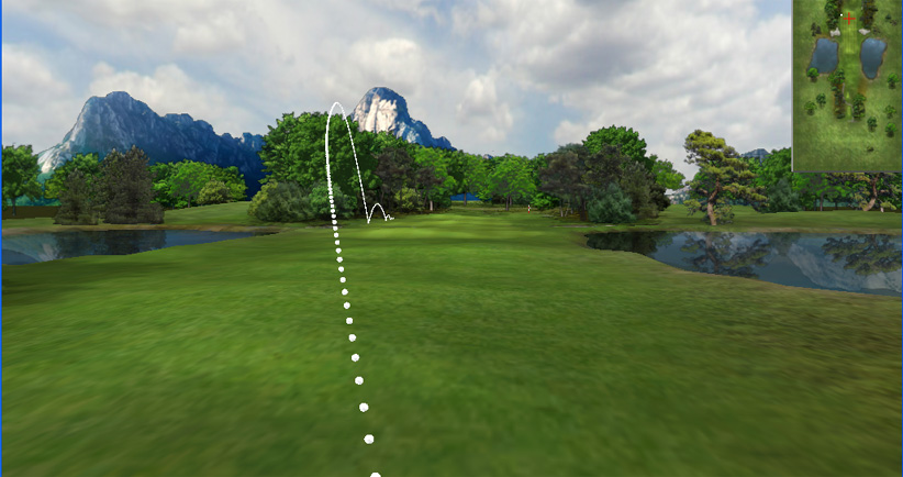 3d Golf Wallpaper Wallpapersafari