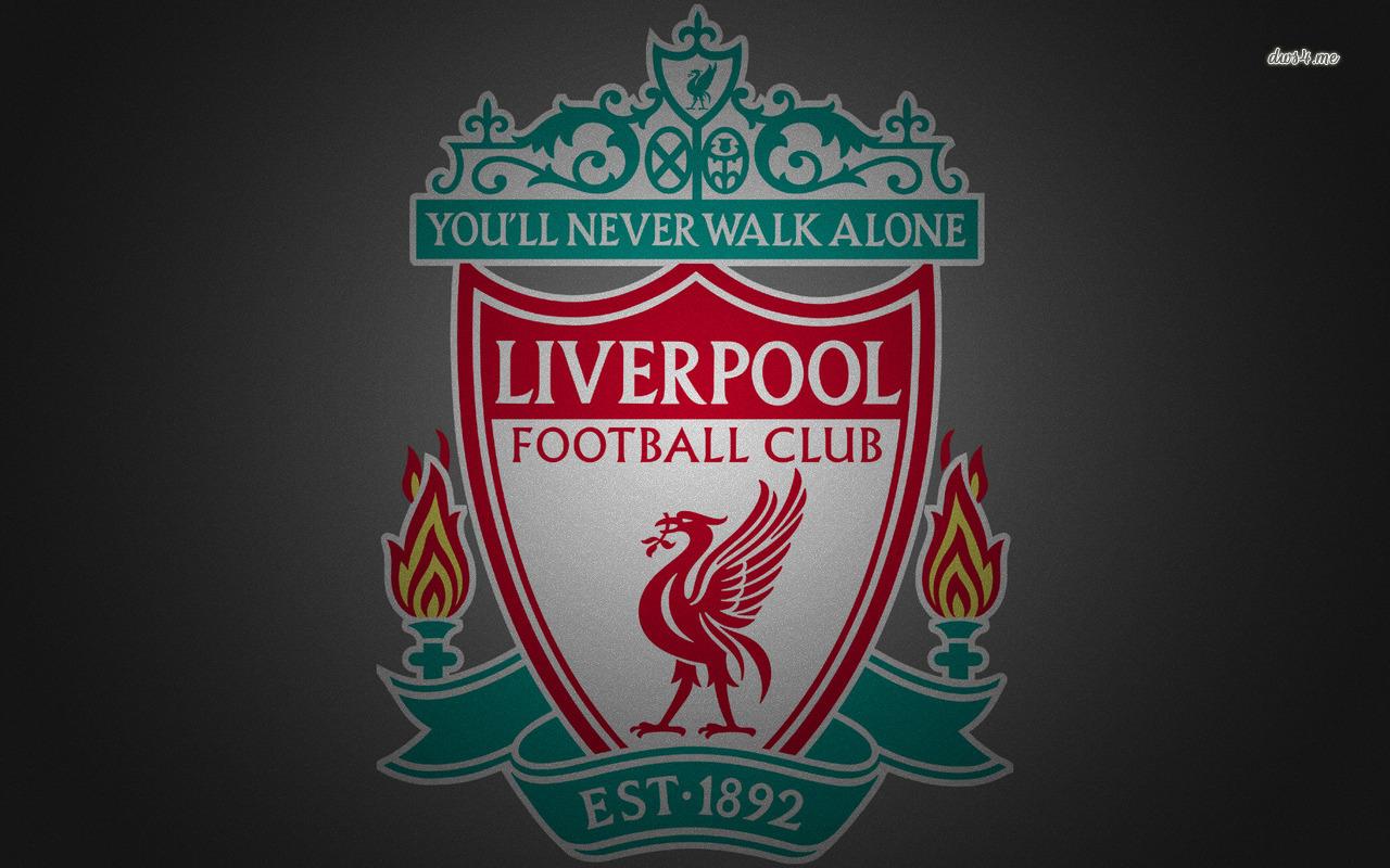 Liverpool logo wallpaper   Sport wallpapers   11949 1280x800