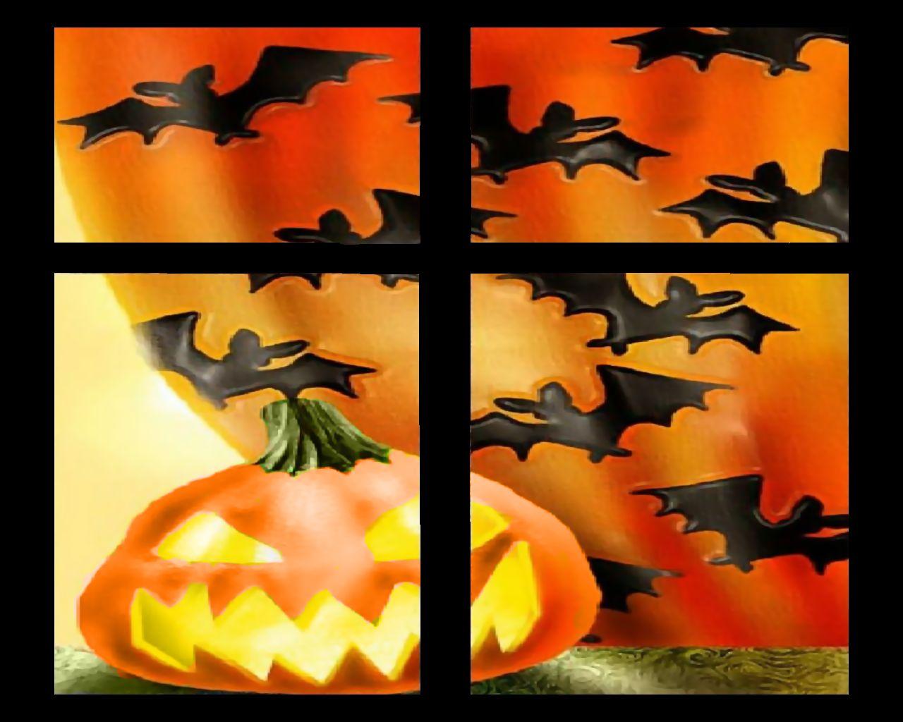 free collection of Animated Halloween Desktop Wallpaper to let desktop 1280x1024