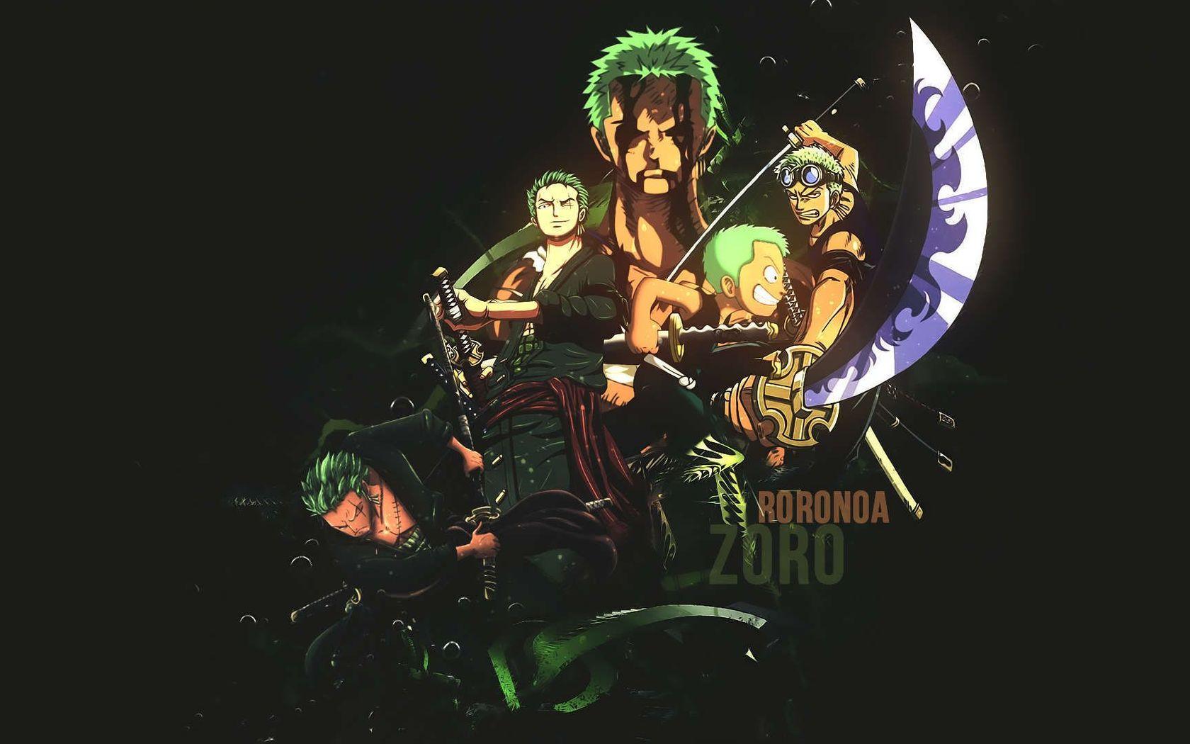 Roronoa Zoro Wallpaper Picture Image 1680x1050