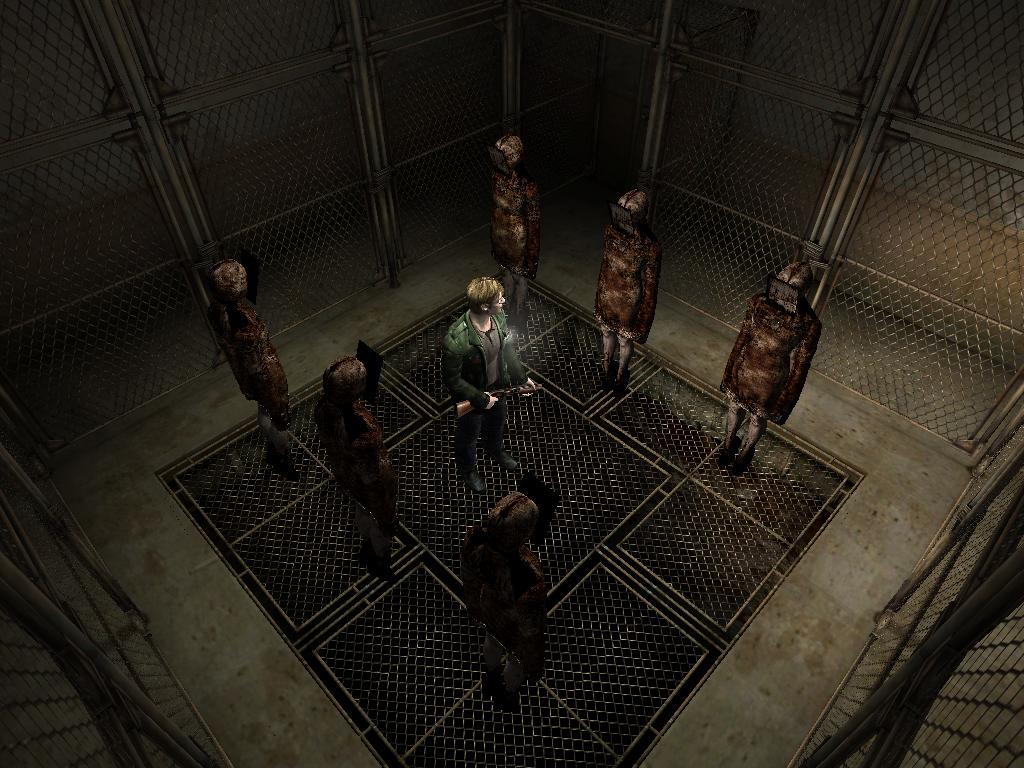 48 Silent Hill 2 Wallpaper On Wallpapersafari