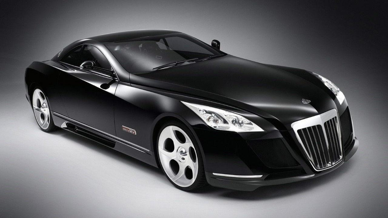 Marcedes Benz Maybach Exelero Wallpaper for Android   APK Download 1280x720