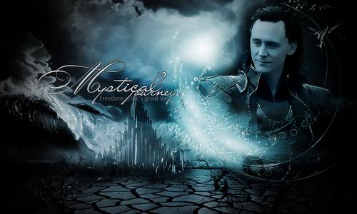 Loki Wallpaper   Tom Hiddleston Photo 32519242 500x300