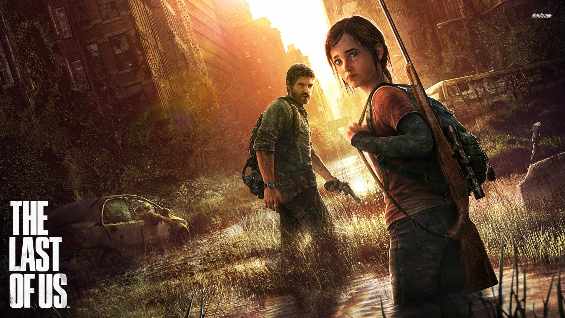 Ellie   The Last of Us wallpaper 1280x800 Joel and Ellie   The Last 1920x1080