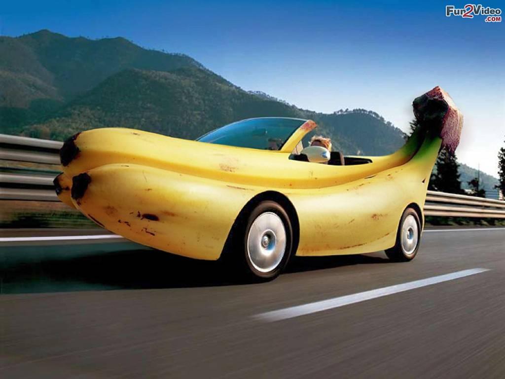 Wallpaper download funny - Banana Car Funny Wallpapers For Pc Free Download Of Car Wallpaper