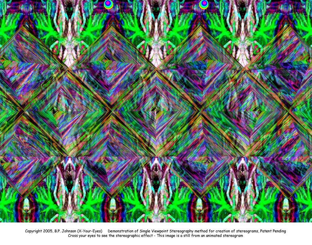 Magic Eye Wallpaper How 998x782