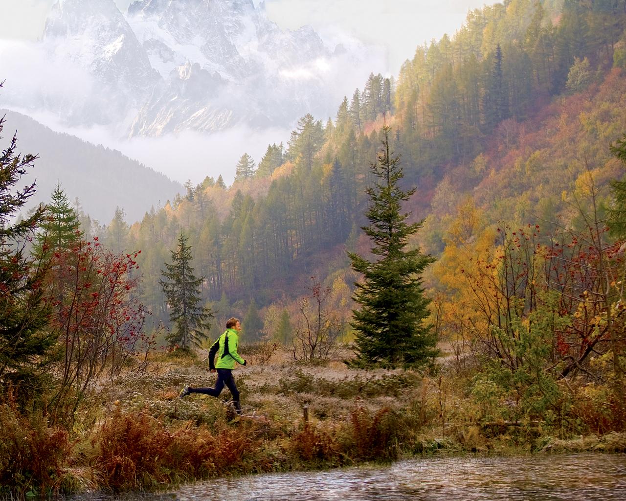 Rave Run Chamonix France Runners World 1280x1024