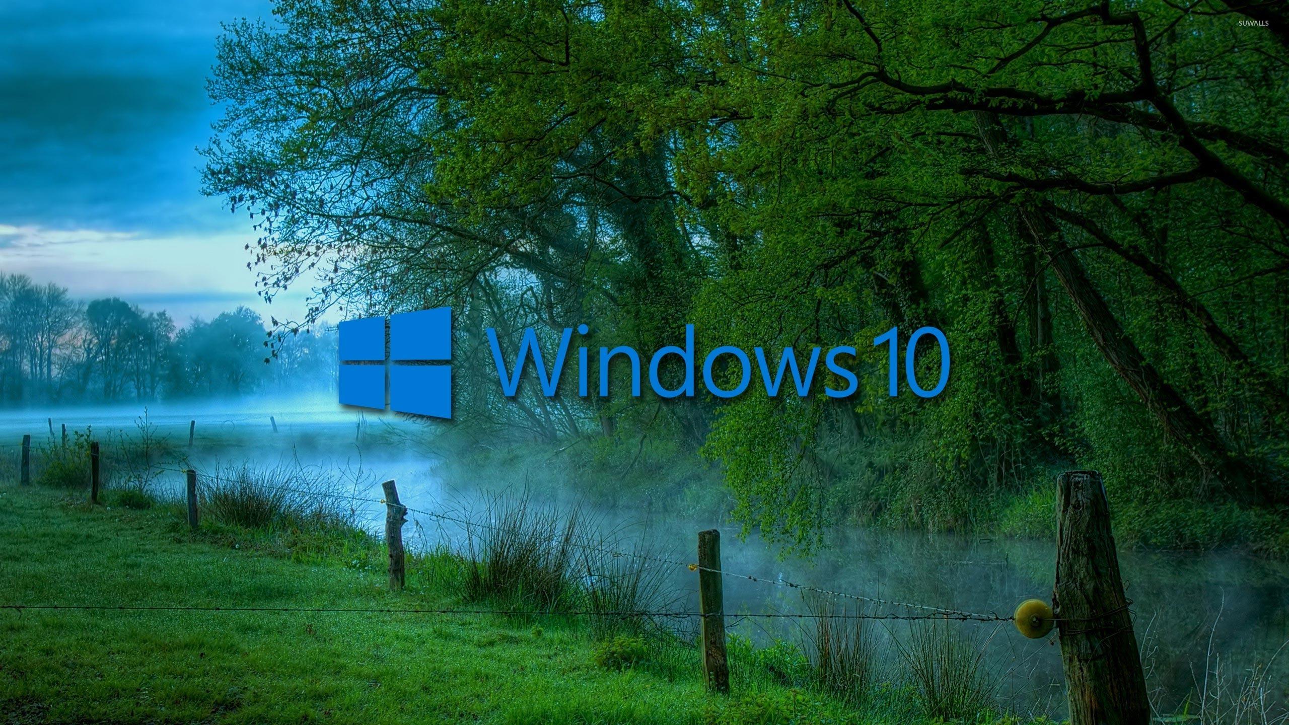 49 ] Windows 10 Fog Wallpaper On WallpaperSafari