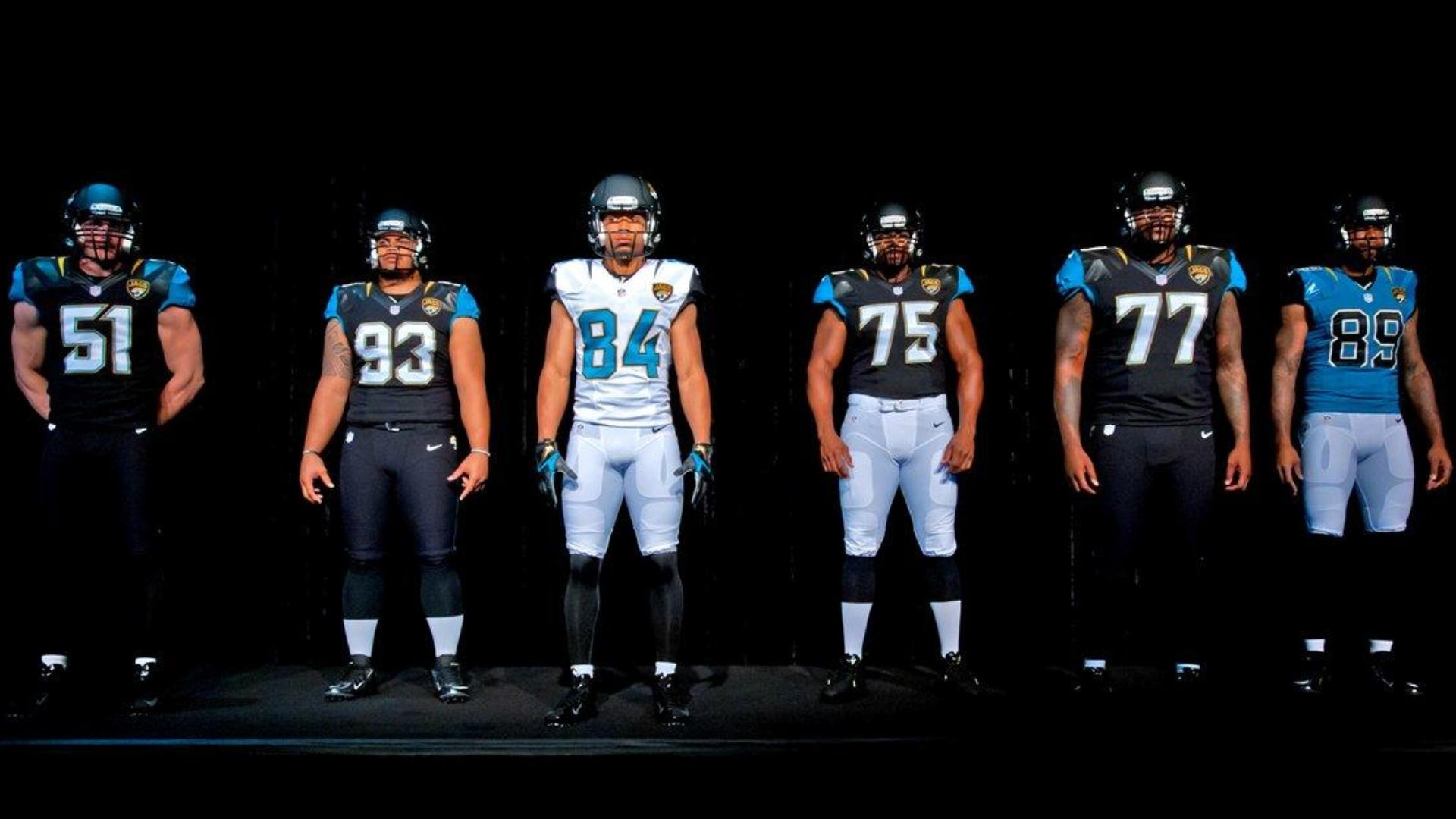 JACKSONVILLE JAGUARS nfl football dg wallpaper background 1920x1080