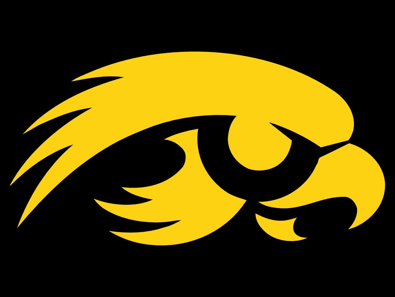 Iowa Hawkeyes Herky Logo Ncaa logos 1365x1024