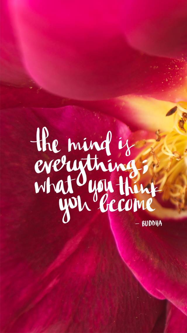 Free Download Buddha Quote Iphone Wallpaper Iphone With Quote