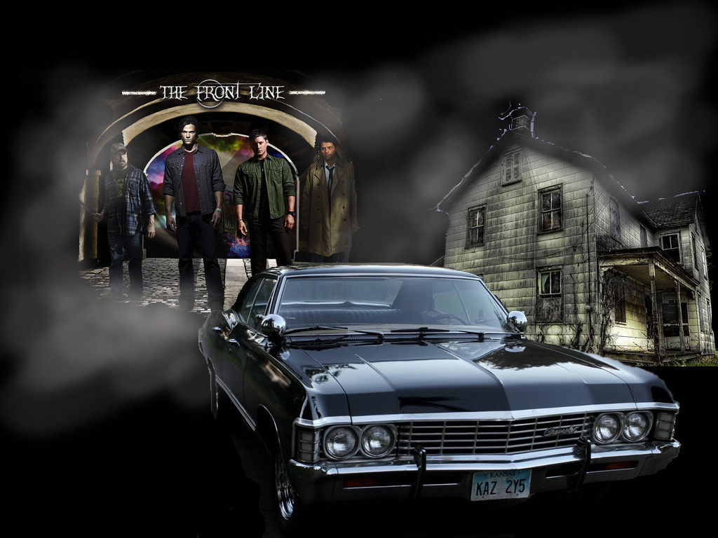 supernatural car impala wallpaper - photo #20