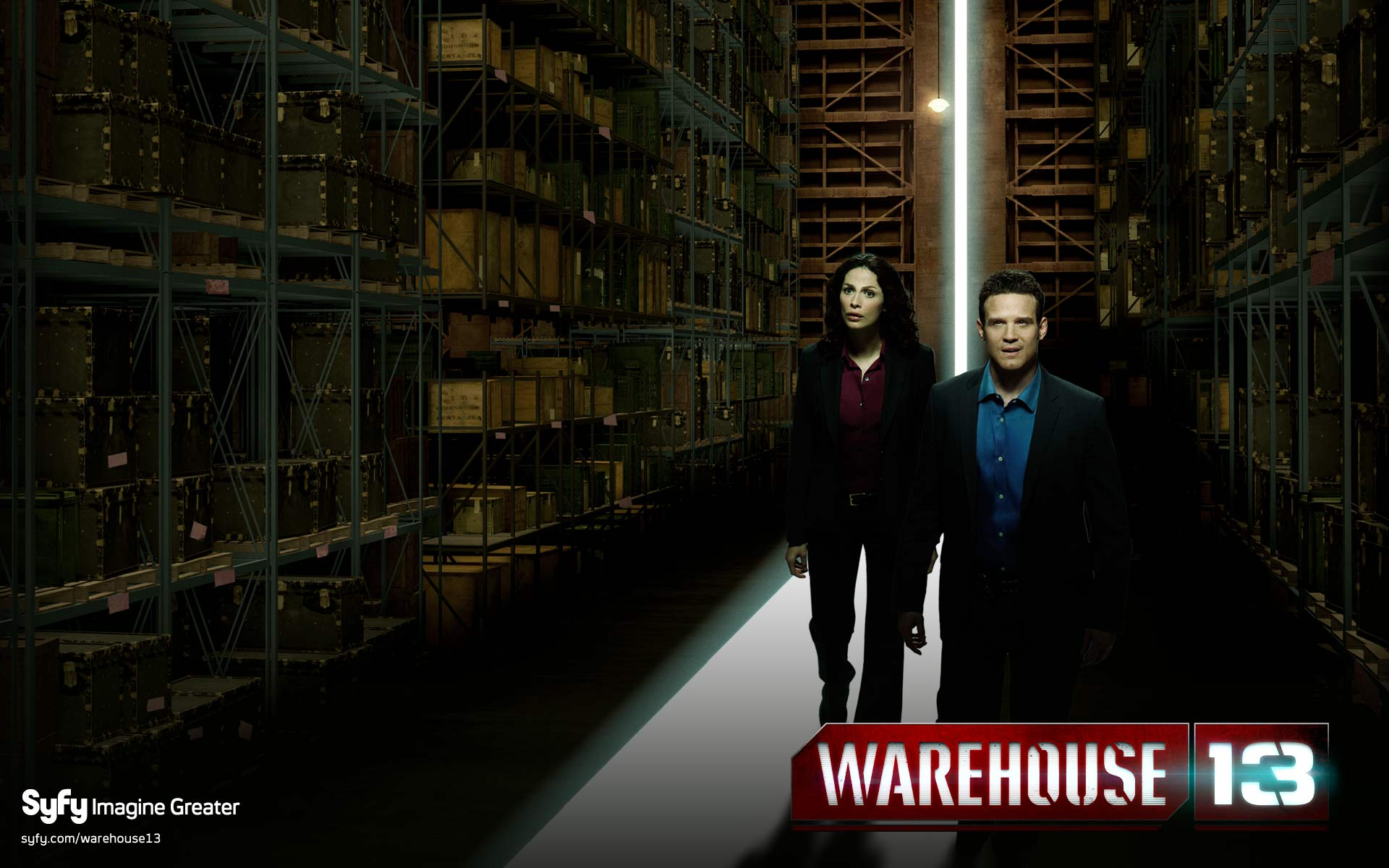 warehouse 13 wallpaper keyart 01jpg 1920x1200