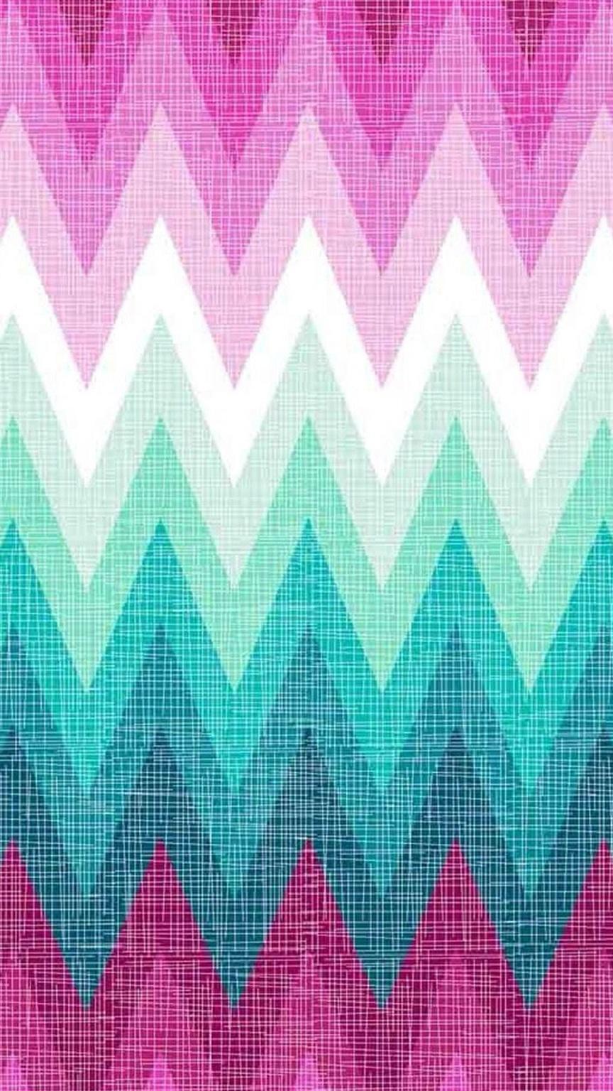chevron style wallpaper - photo #8