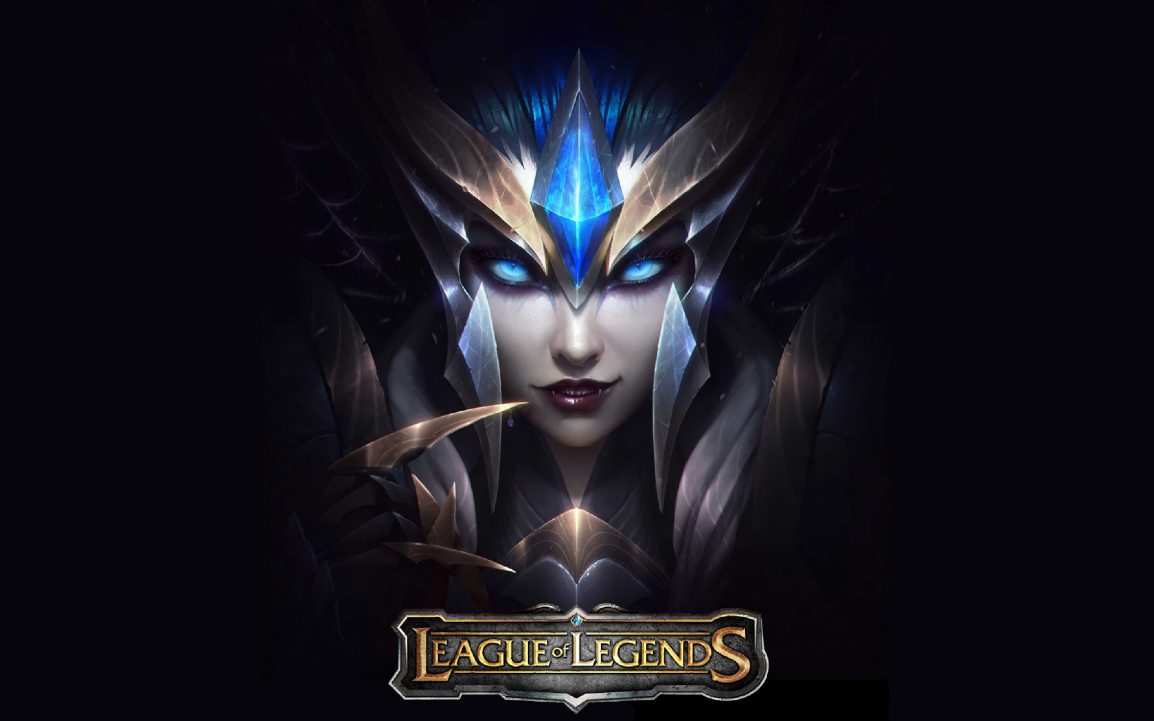 Free Download 3840x2400 Wallpaper League Of Legends Lol Elise Girl
