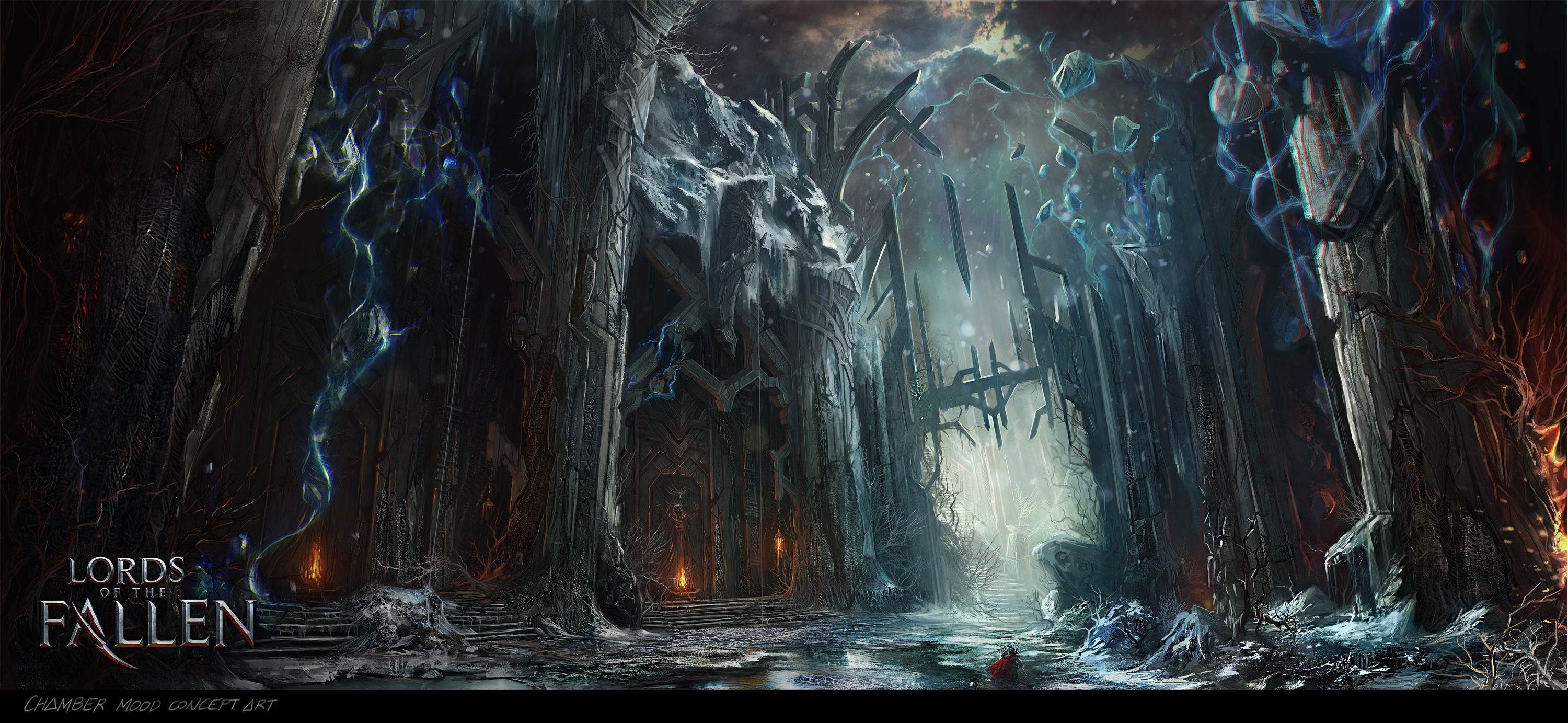 Lords Of The Fallen Computer Wallpapers Desktop 3000x1383