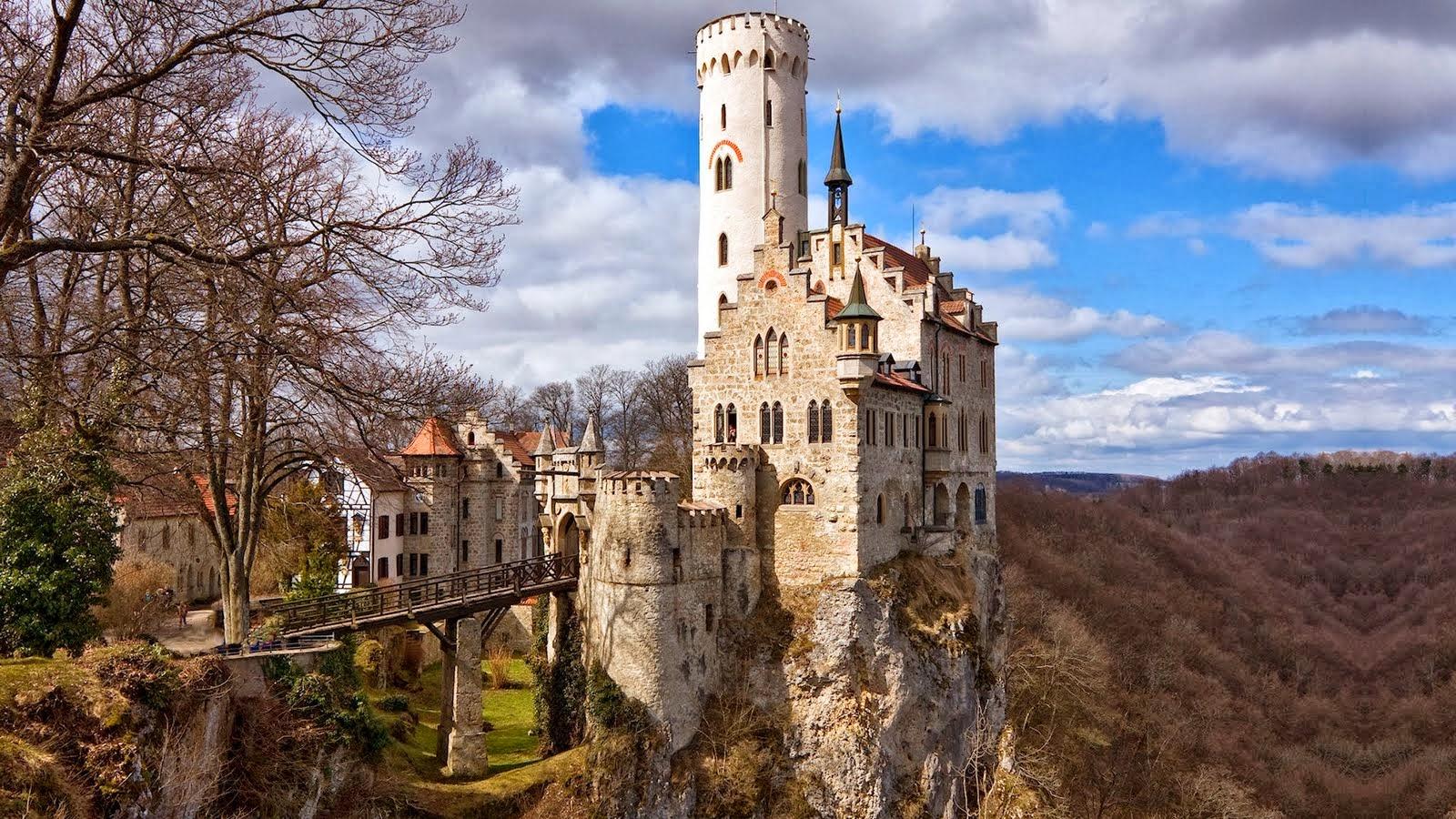 47 Hd Castle Wallpapers On Wallpapersafari