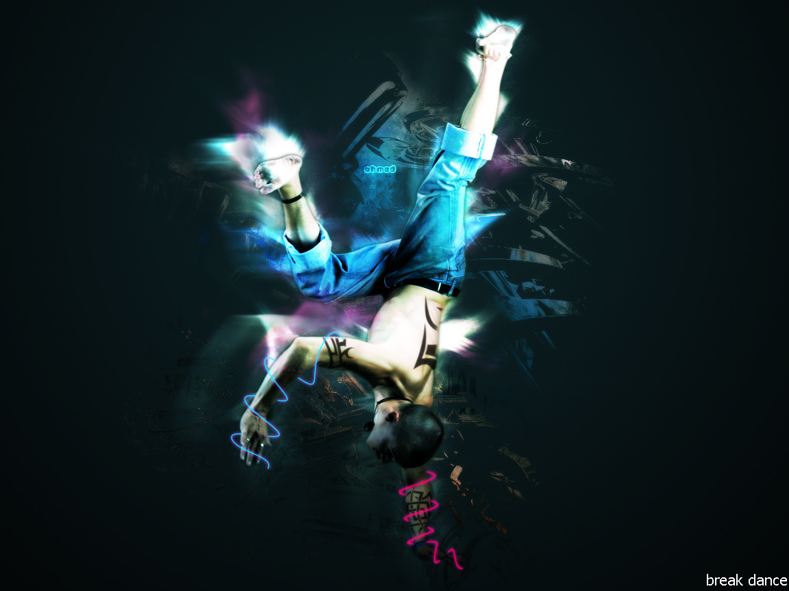 break dance abstrack wallpaper hq   urbannation 1152x864