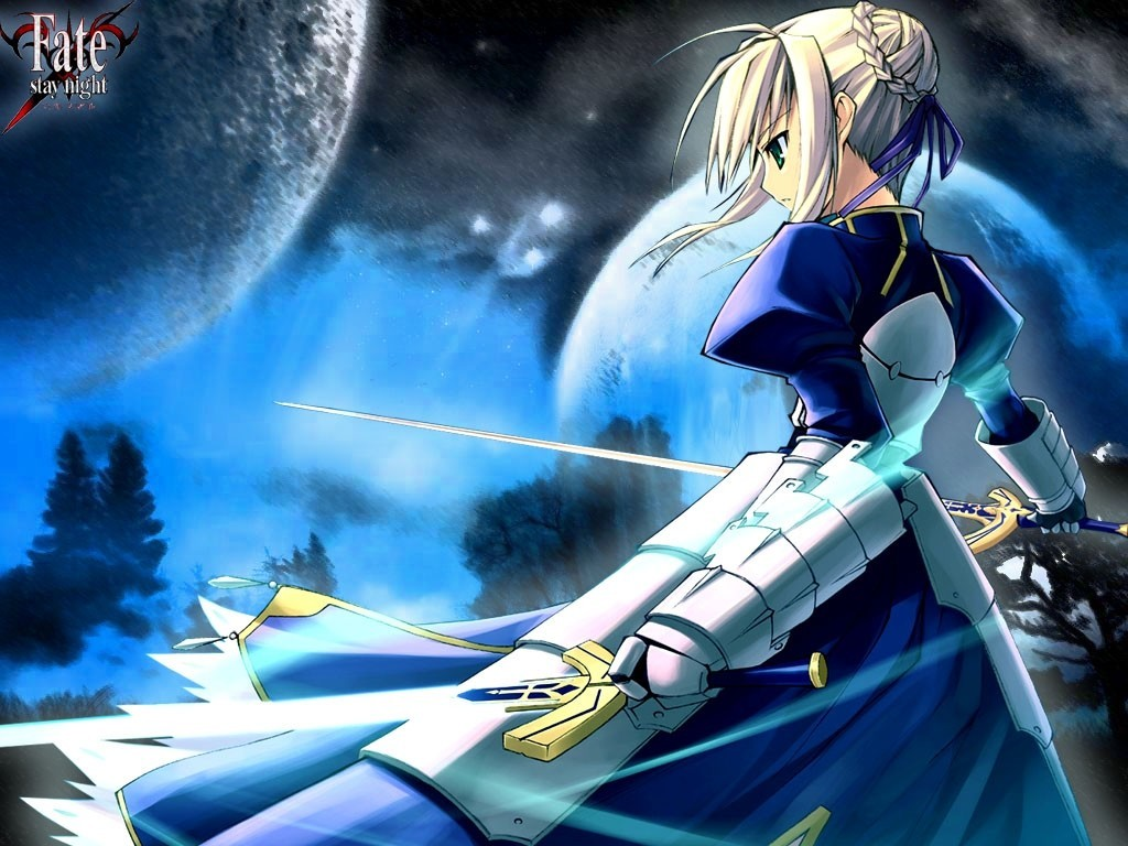 Fate stay night wallpaper hd wallpapersafari - Fate stay night wallpaper ...