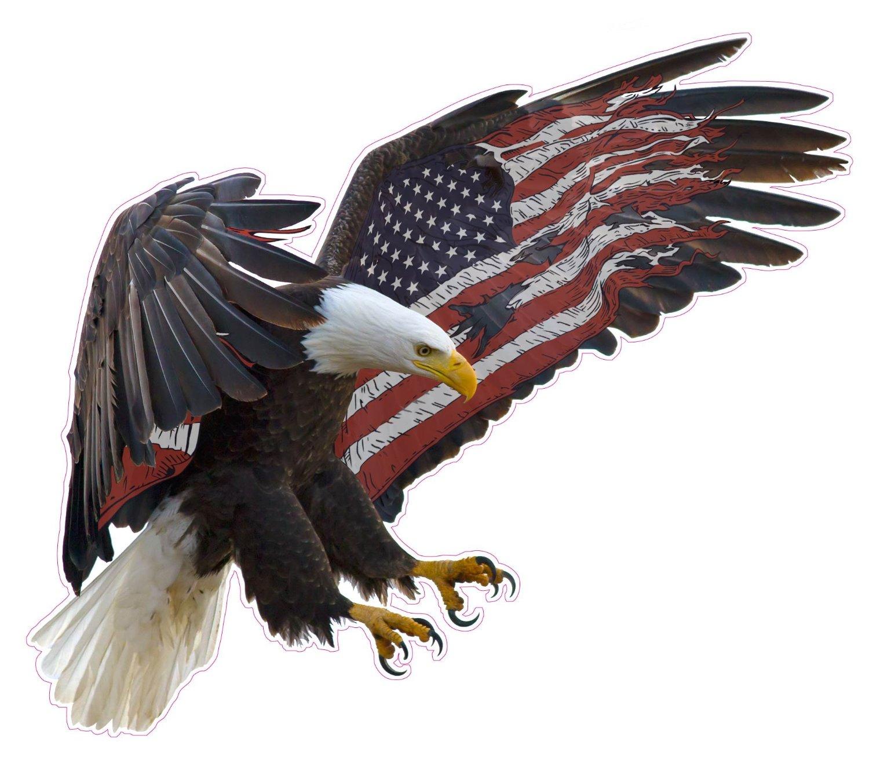 Eagle and Flag Wallpaper - WallpaperSafari
