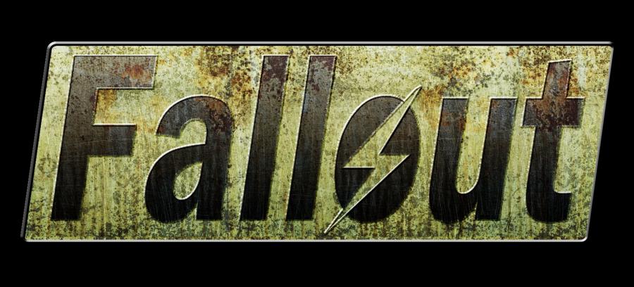 HD Fallout Logo by BadArtKyle 900x408