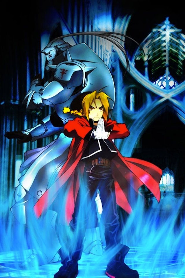 Wallpapers for Full Metal Alchemist aplicaciones iPhone de Foto y 640x960