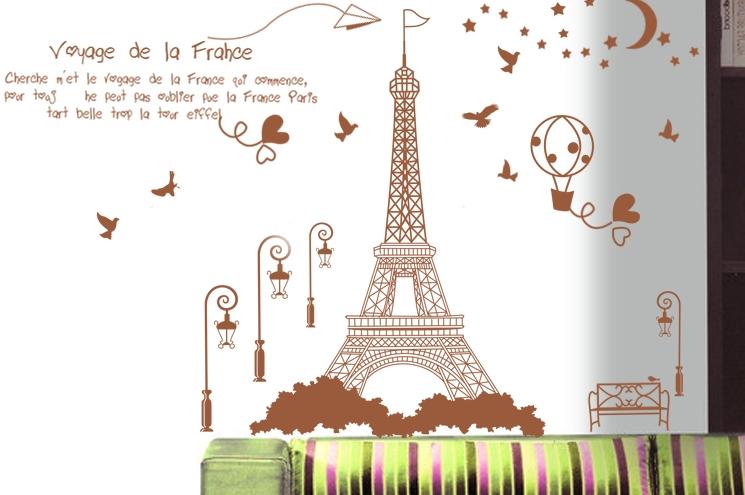 download wallpaper paris kartun