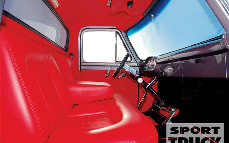 Ford Truck Interiors Autos Post 799x499