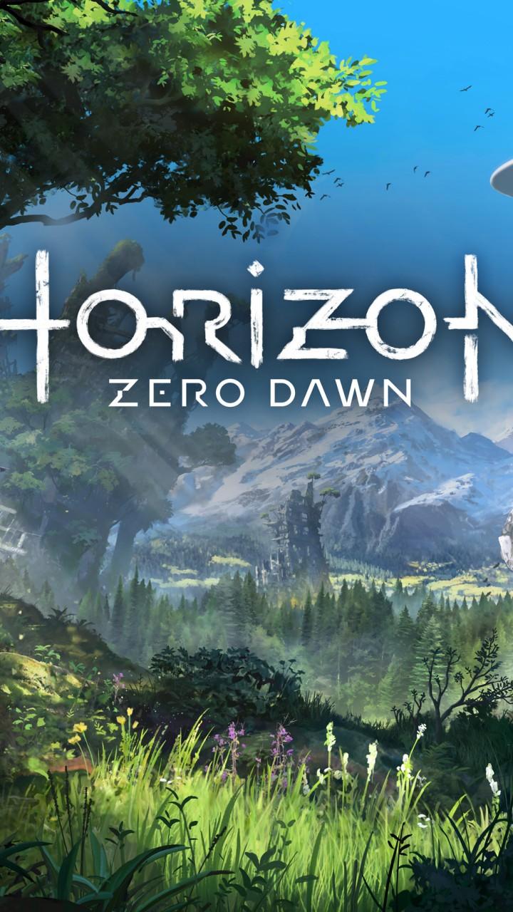 Free Download Horizon Zero Dawn 720x1280 Wallpaper Wallpaper Style