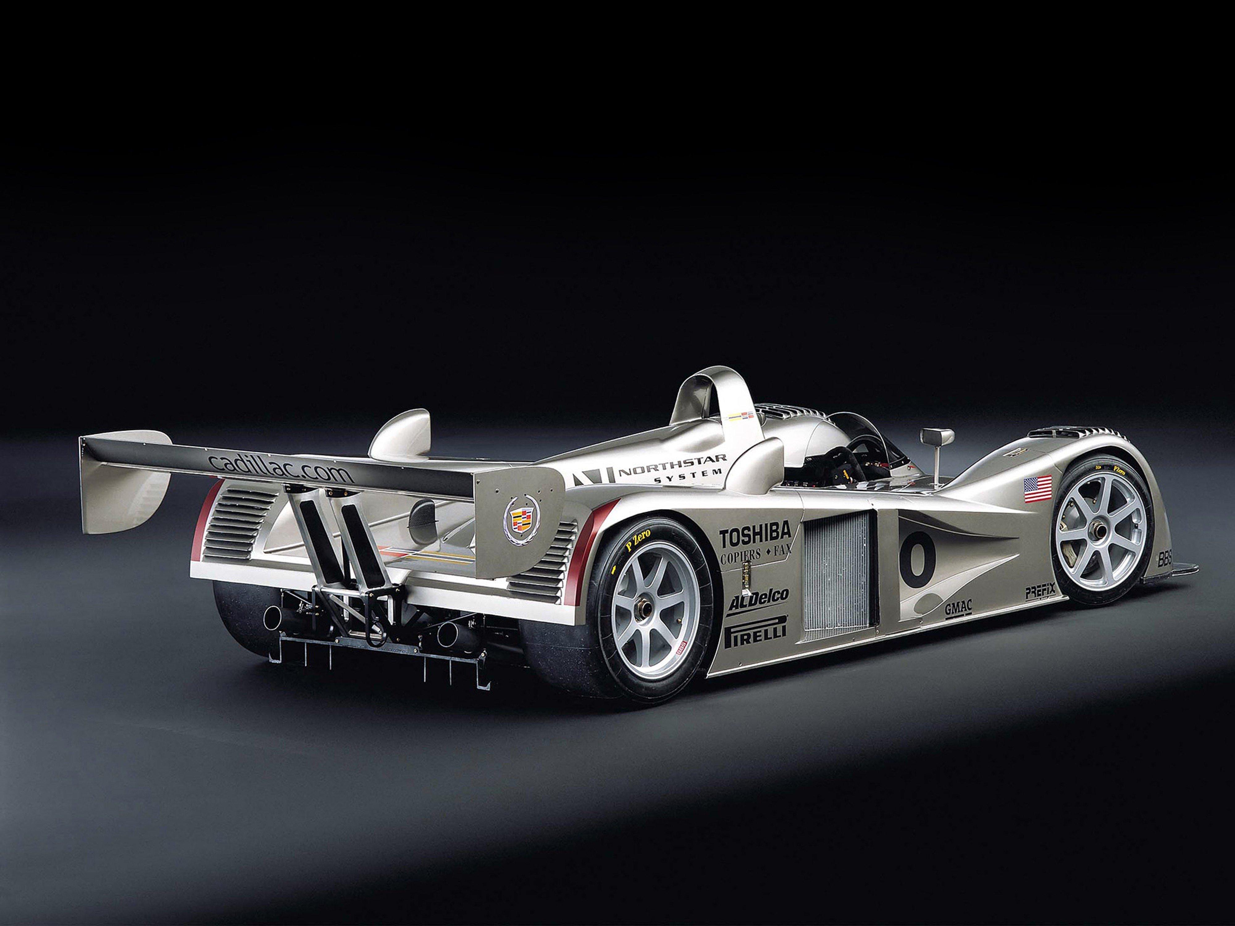 2001 Cadillac LMP Race Car Classic Vehicle Racing Le Mans LMP1 4000x3000