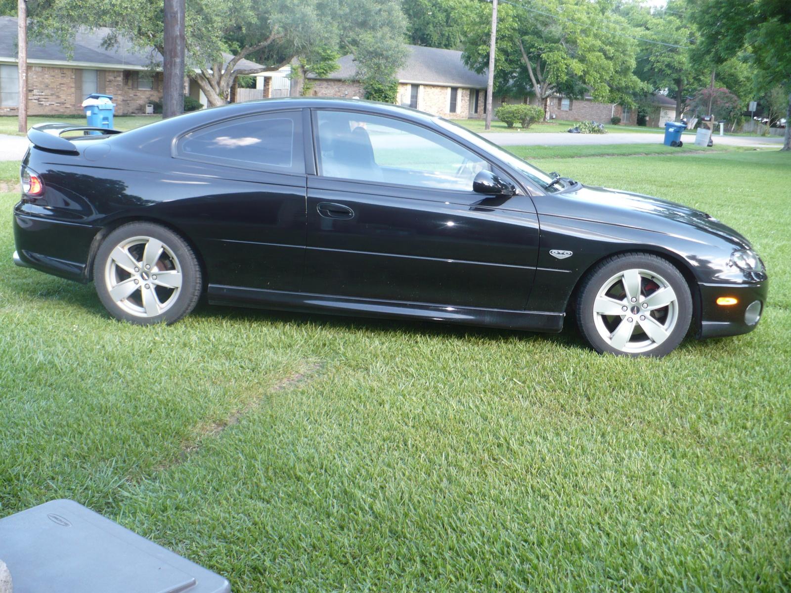 2006 Pontiac GTO   Pictures   CarGurus 1600x1200