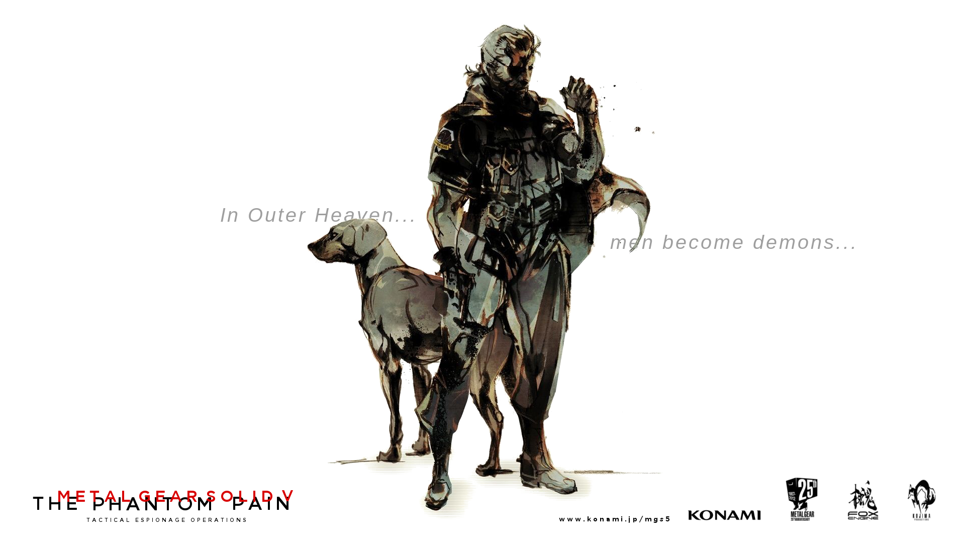Free Download Showing Gallery For Metal Gear Solid 5