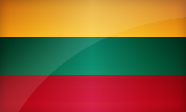 Lithuania Flag Wallpaper 52181 1500x900px 1500x900