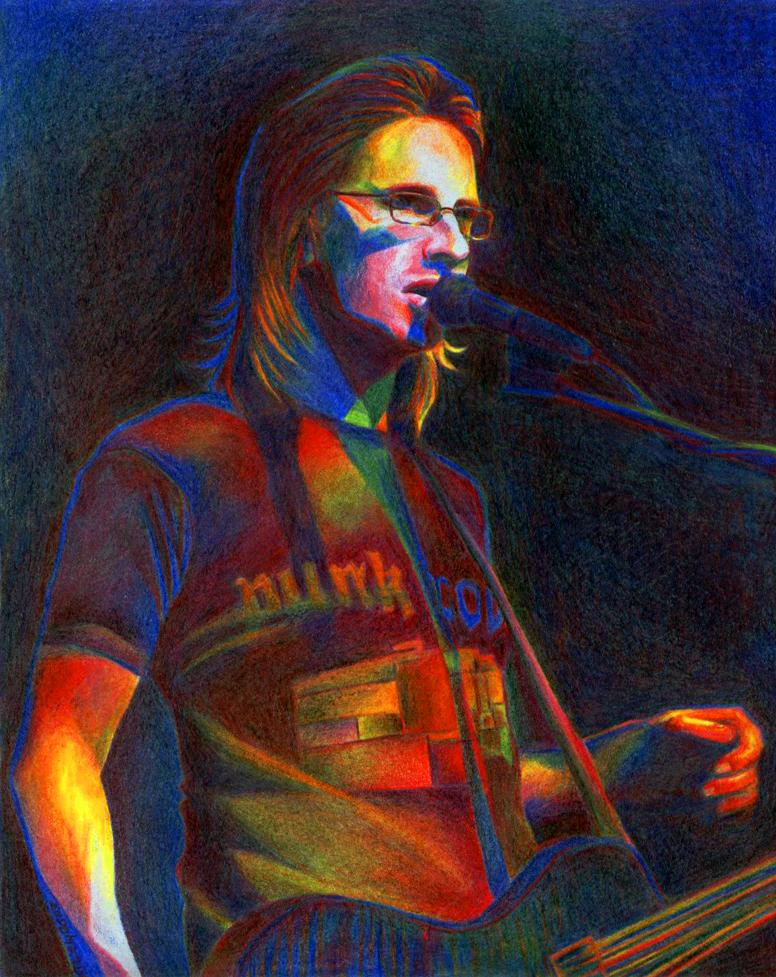 Steven Wilson by kourinthellama 776x977