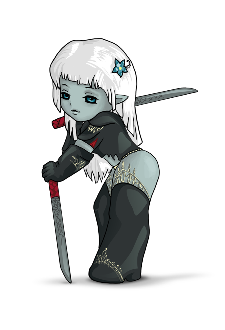 Blade Dancer by Astaretsin 738x1081