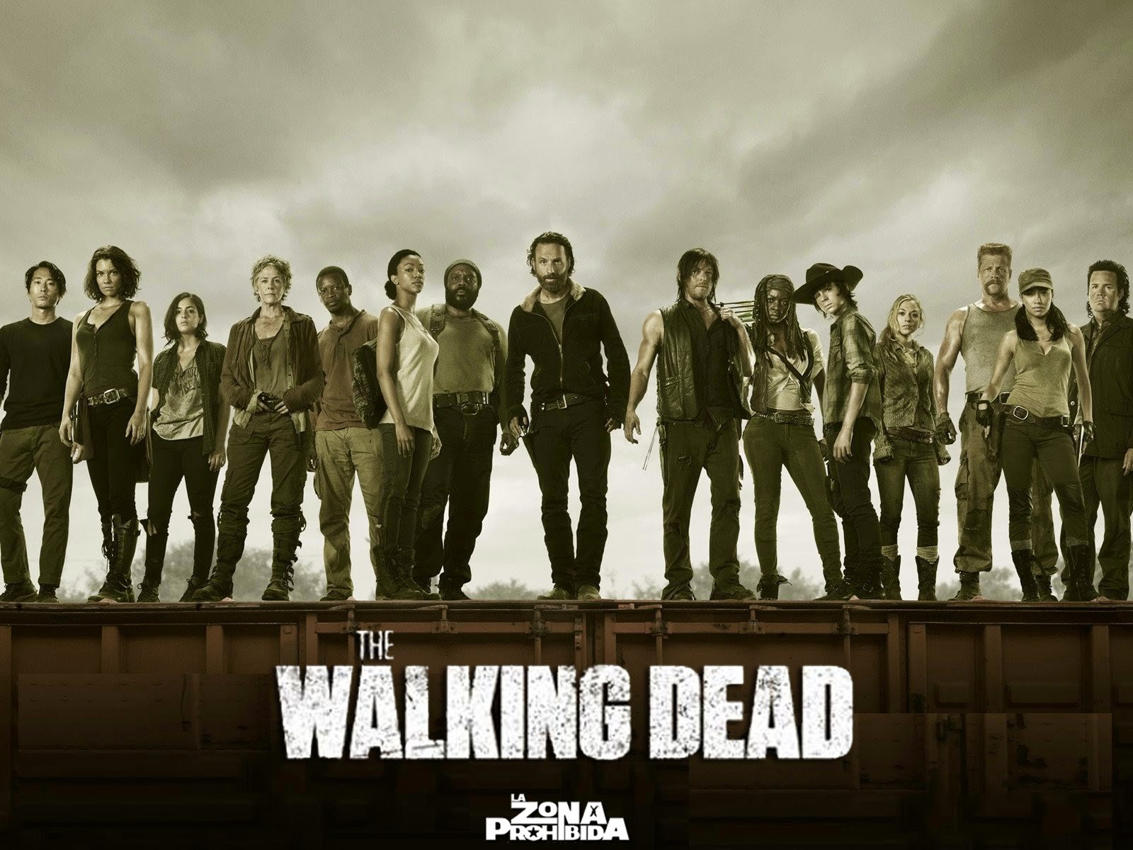 LA ZONA PROHIBIDA: THE WALKING DEAD 5 Temporada