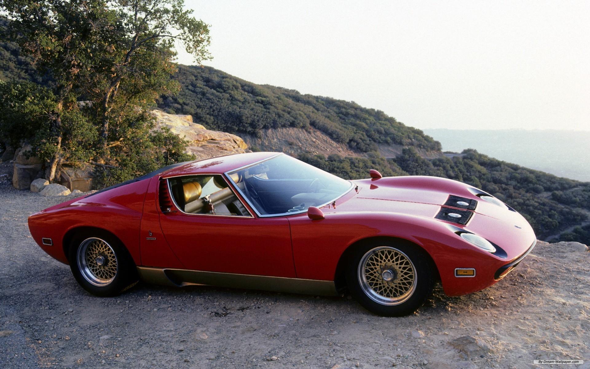 Classic Sports Cars Wallpaper