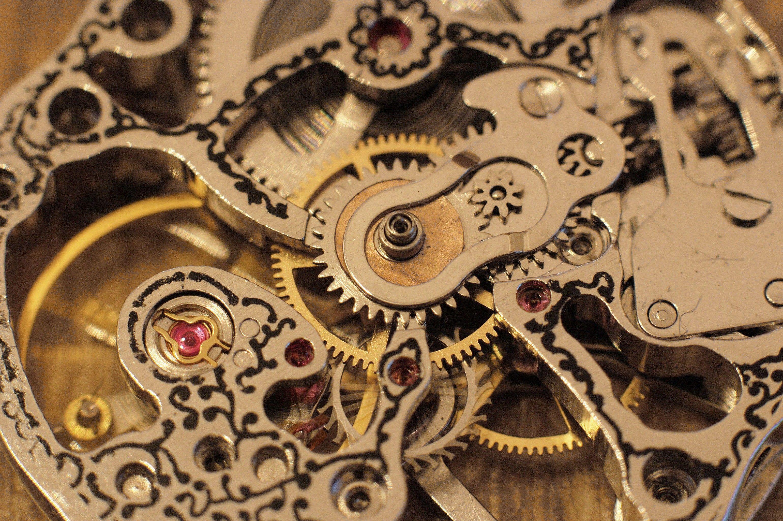 Clock Gears Wallpapers 26jpg 30802048 3080x2048