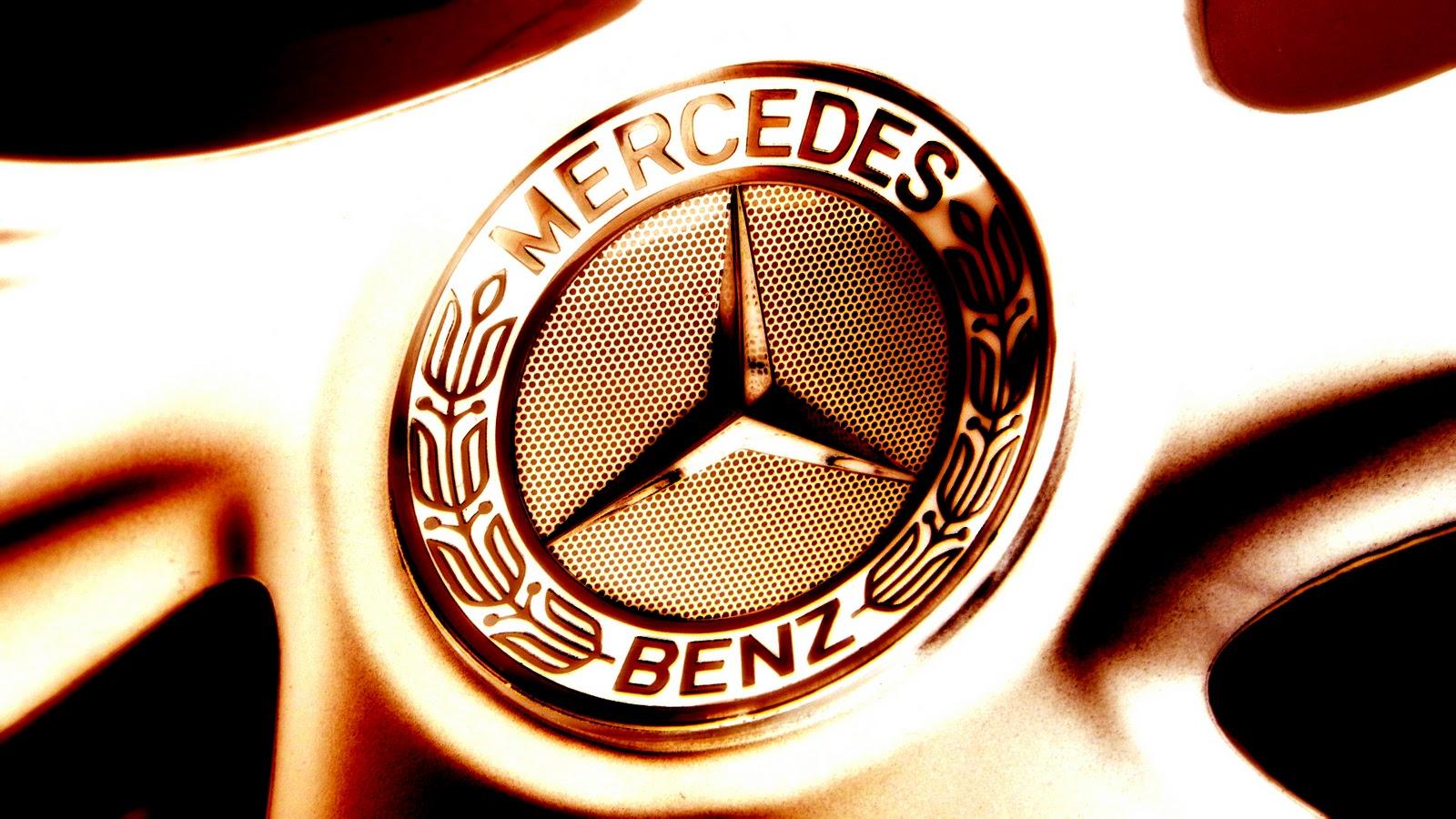 Mercedes Logo Wallpaper 1600x900