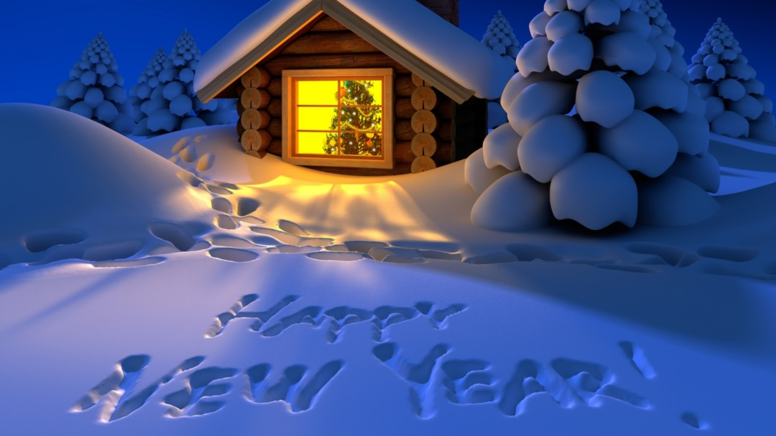 Happy New Year Desktop Wallpaper 11213   Baltana 1600x900