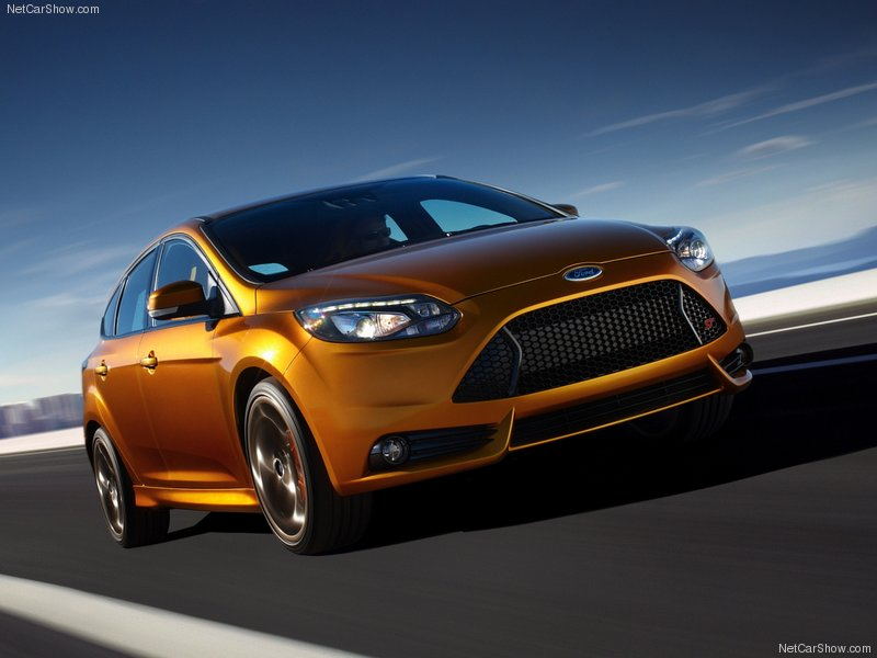 HD Wallpapers Desktop Wallpapers 1080p Ford Focus ST Wallpapers 800x600